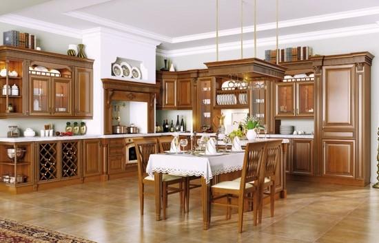 Бергонцо кухня