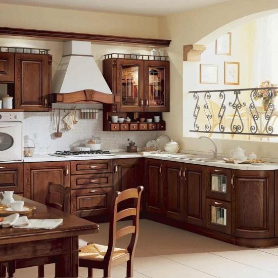 Мебель для кухни Соренто