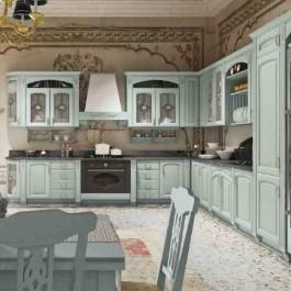 Кухня GoldElite Acquamarina