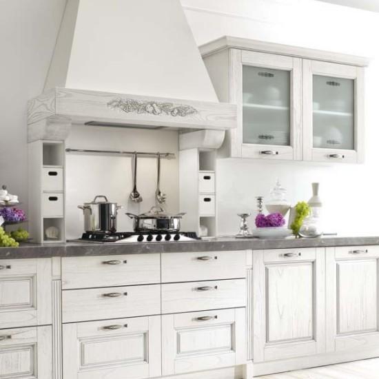 Кухня Contea-bianco-decape